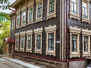 Гостиница «Абажуръ», города Томск