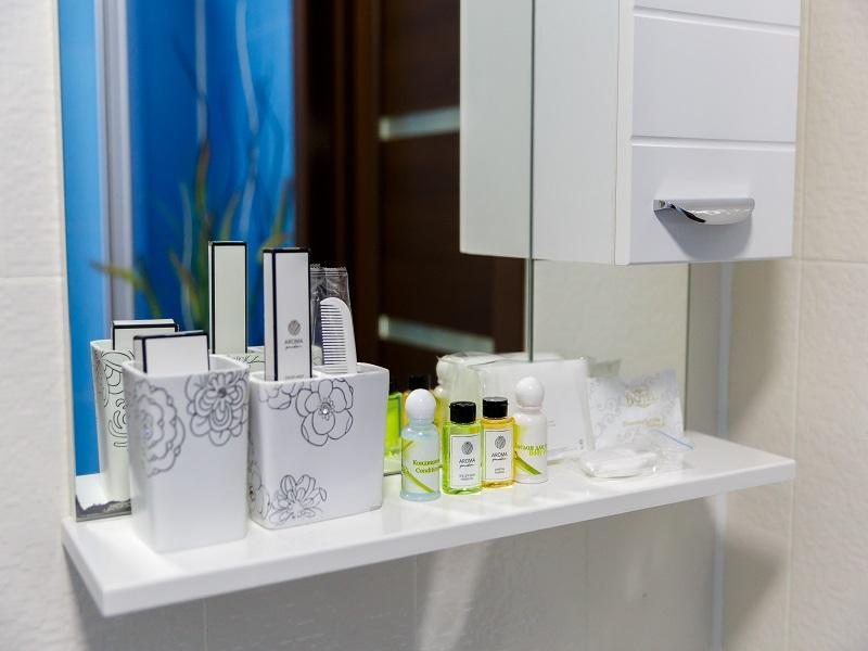 Ванная комната, Абажуръ, Томск