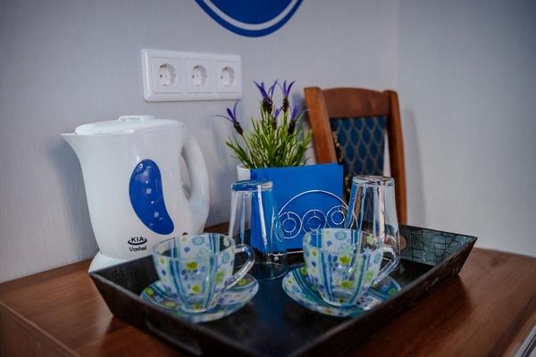 Чайник и посуда, номер 14, Абажуръ, Томск